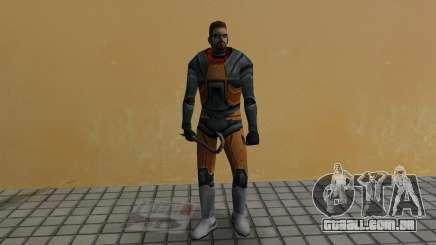 Gordon Freeman para GTA Vice City