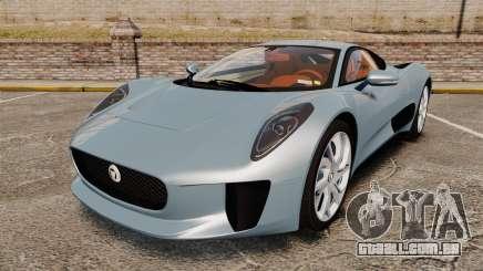 Jaguar C-X75 2014 [EPM] para GTA 4