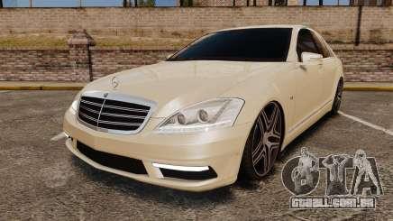 Mercedes-Benz S65 (W221) AMG para GTA 4