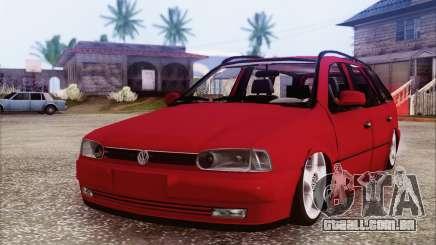 Volkswagen Parati SPS Club para GTA San Andreas