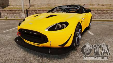 Aston Martin V12 Zagato para GTA 4