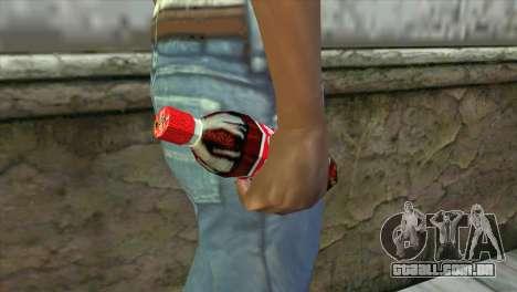 Coca Cola Grenade para GTA San Andreas terceira tela