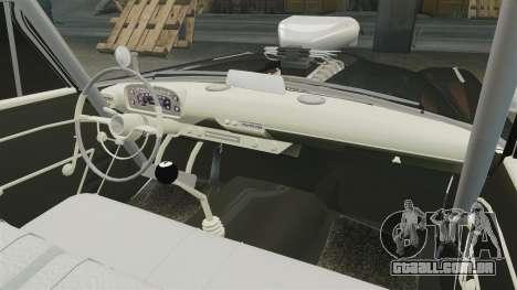 Plymouth Savoy 1958 para GTA 4 vista lateral