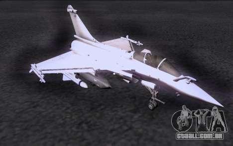 Dassault Rafale M para as rodas de GTA San Andreas