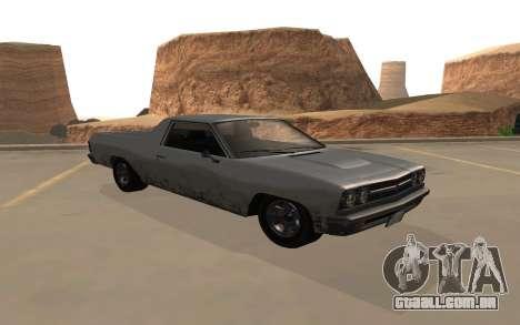 Picador GTA 5 para GTA San Andreas