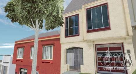 RoSA Project v1.5 San-Fierro para GTA San Andreas quinto tela