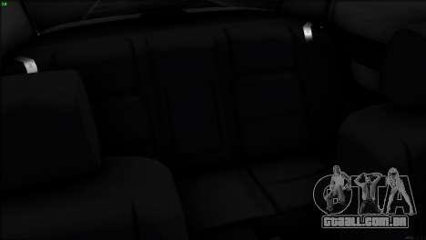 Toyota Chaser Tourer V para GTA San Andreas vista superior