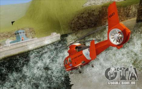 AS 365N Dauphin para GTA San Andreas