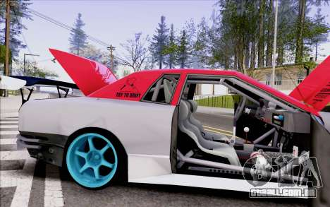 Elegy New Drift Kor4 para GTA San Andreas vista direita