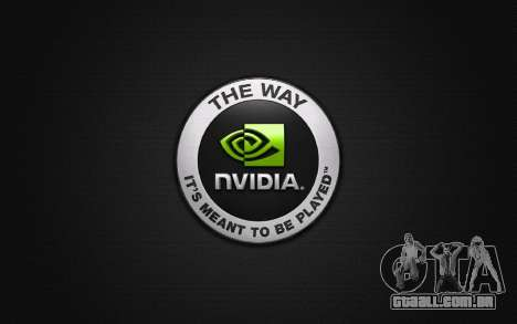 Arranque telas e menus Titanfall para GTA San Andreas segunda tela