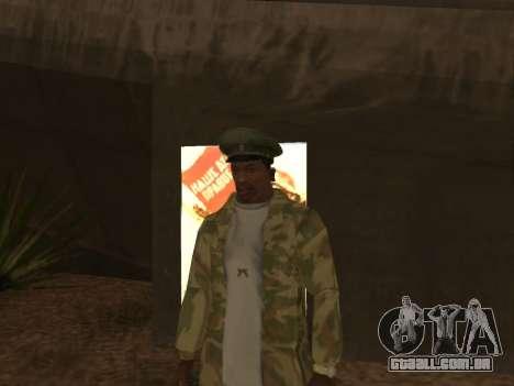 MOD para o dia da vitória para GTA San Andreas segunda tela
