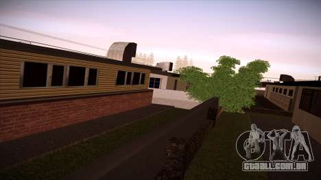 Casas novas em Las Venturas v1.0 para GTA San Andreas quinto tela