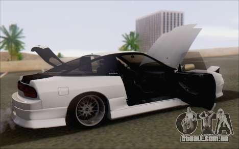 Nissan 240sx Blister para GTA San Andreas vista inferior