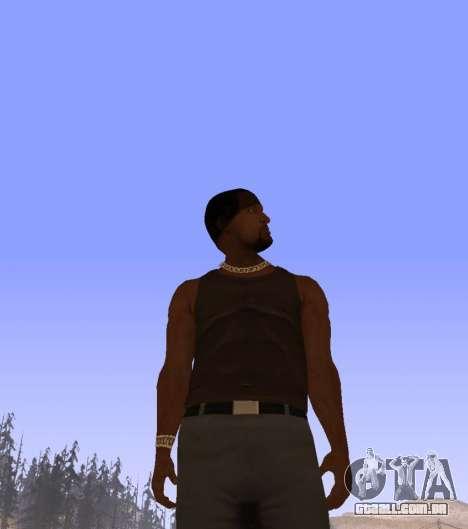 New Bmydrug para GTA San Andreas por diante tela