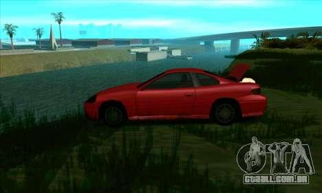 A revitalização da aldeia Montgomery para GTA San Andreas sexta tela