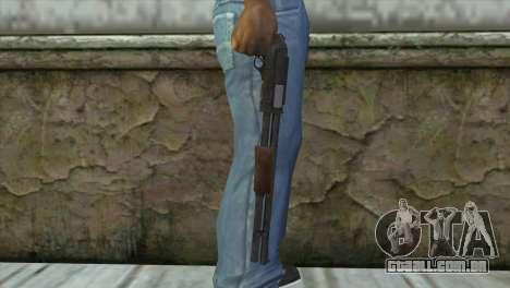 M3 Sawn-Off Shotgun para GTA San Andreas terceira tela