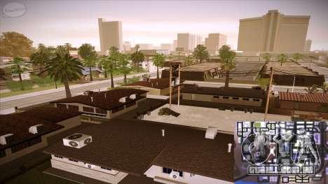 Casas novas em Las Venturas v1.0 para GTA San Andreas sétima tela