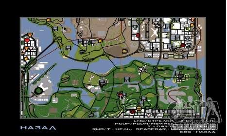 Aldeia nova Gillemyr v1.0 para GTA San Andreas oitavo tela