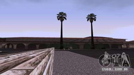 Novas texturas Estação ferroviária em Las Ventur para GTA San Andreas