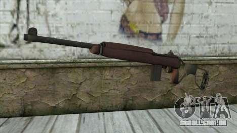 MK-18 Assault Rifle para GTA San Andreas