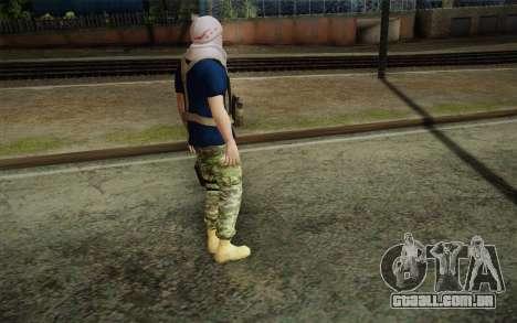 Policia Comunitaria para GTA San Andreas terceira tela