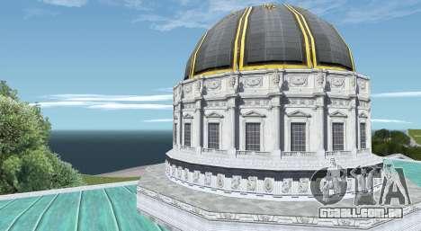 RoSA Project v1.5 San-Fierro para GTA San Andreas por diante tela