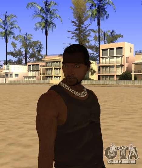 New Bmydrug para GTA San Andreas terceira tela