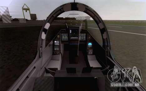Dassault Rafale M para GTA San Andreas