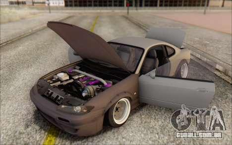 Nissan Silvia S15 Fail Camber para o motor de GTA San Andreas