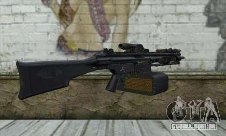 HK 23E para GTA San Andreas segunda tela