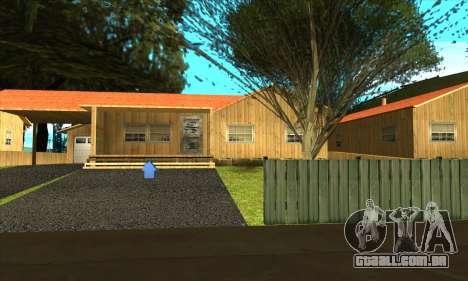 Aldeia nova Gillemyr v1.0 para GTA San Andreas quinto tela
