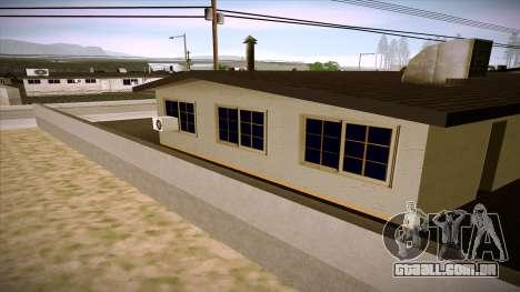 Casas novas em Las Venturas v1.0 para GTA San Andreas por diante tela