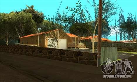 Aldeia nova Gillemyr v1.0 para GTA San Andreas segunda tela