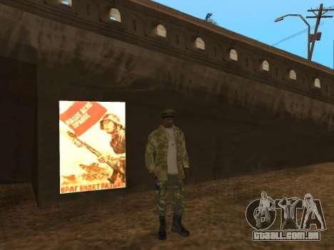 MOD para o dia da vitória para GTA San Andreas terceira tela