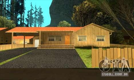 Aldeia nova Gillemyr v1.0 para GTA San Andreas sexta tela
