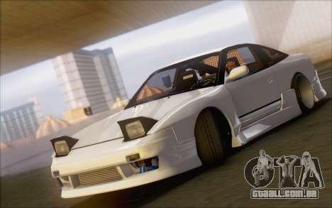 Nissan 240sx Blister para GTA San Andreas