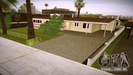 Casas novas em Las Venturas v1.0 para GTA San Andreas terceira tela