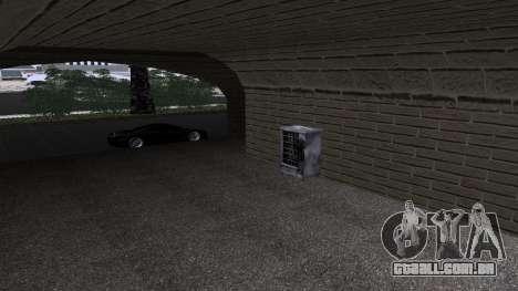Novas texturas Estação ferroviária em Las Ventur para GTA San Andreas segunda tela