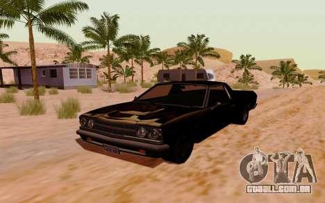 Picador GTA 5 para GTA San Andreas vista direita