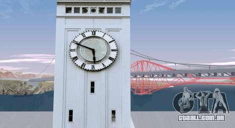 RoSA Project v1.5 San-Fierro para GTA San Andreas terceira tela