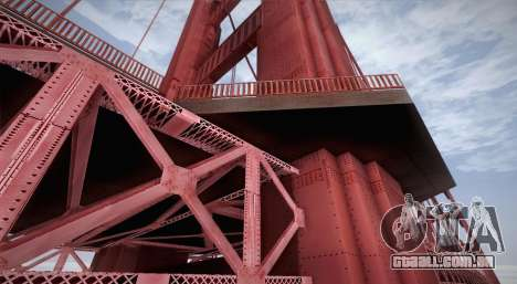 RoSA Project v1.5 San-Fierro para GTA San Andreas