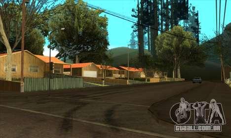 Aldeia nova Gillemyr v1.0 para GTA San Andreas