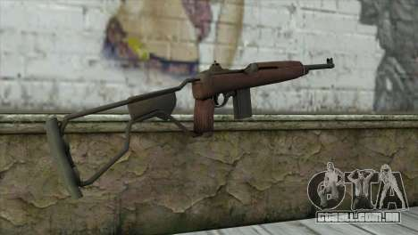 MK-18 Assault Rifle para GTA San Andreas segunda tela