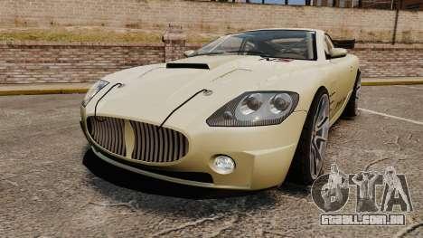 GTA V Ocelot F620 Racer para GTA 4