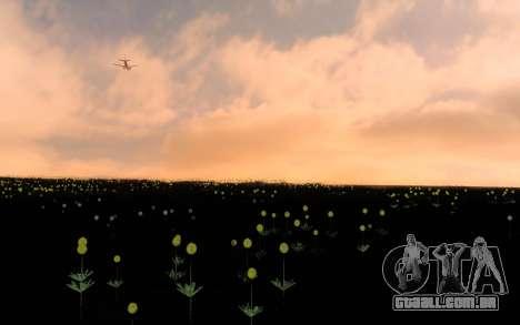 ENBSeries pelo AVATAR 4.0 Final para o PC fraco para GTA San Andreas terceira tela