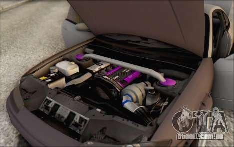 Nissan Silvia S15 Fail Camber para GTA San Andreas vista inferior