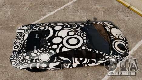 Lamborghini Aventador LP700-4 2012 [EPM] Circle para GTA 4 vista direita