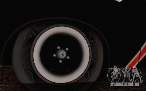 AMC Javelin para GTA San Andreas traseira esquerda vista