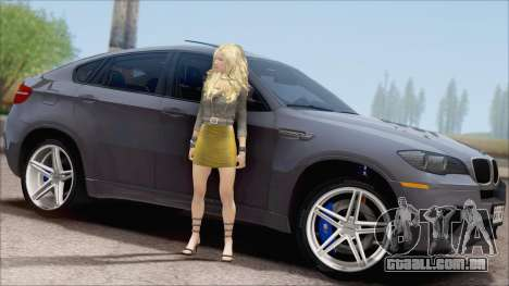 Wheels Pack by VitaliK101 para GTA San Andreas por diante tela