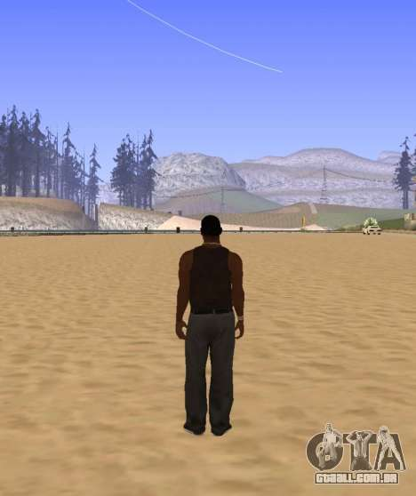 New Bmydrug para GTA San Andreas segunda tela